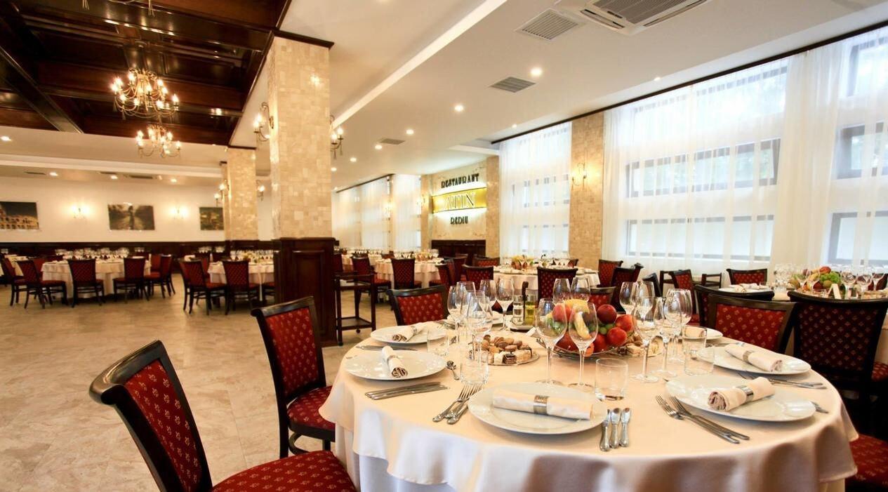Rediu Hotel & Restaurant, Botosani