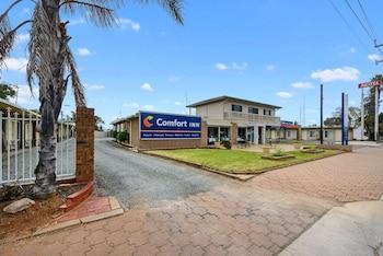 福林德斯主街凱富飯店 Comfort Inn Flinders on Main
