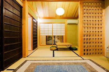 KYOMACHIYA-SUITE RIKYU Living Area