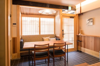 KYOMACHIYA-SUITE RIKYU Dining