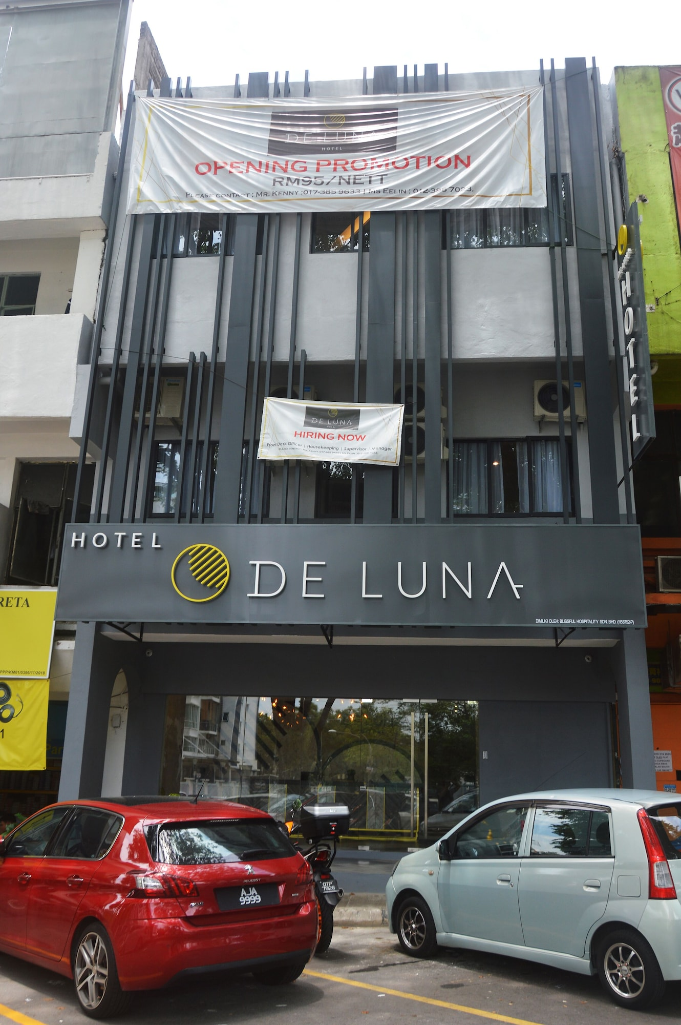 De Luna Hotel, Kuala Lumpur