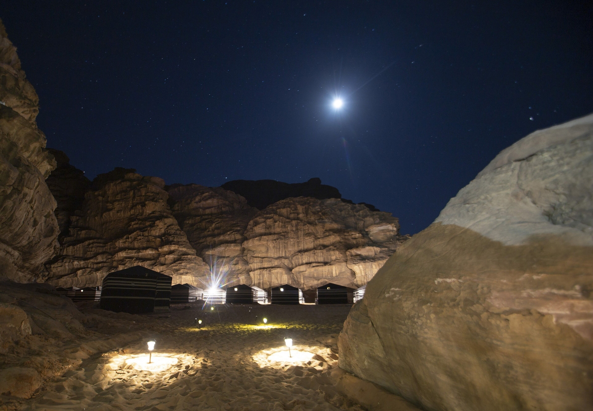 Aladdin Camp, Quaira