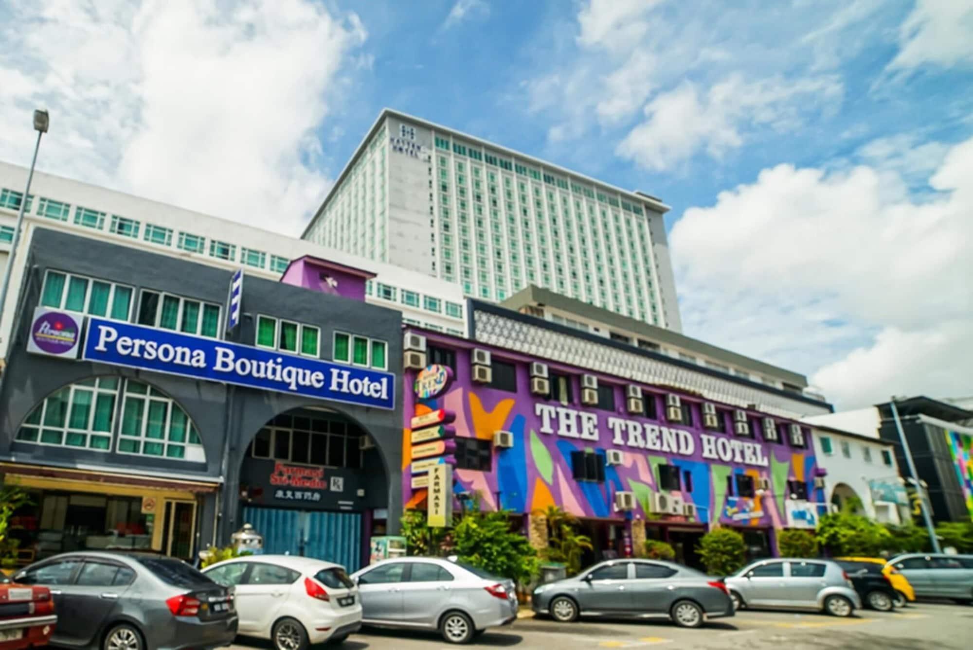 Persona Boutique Hotel, Kota Melaka
