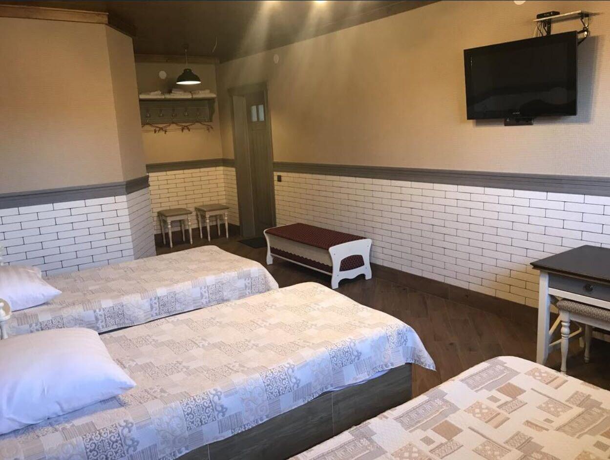 Motel Ilevniki, Vyaznikovskiy rayon