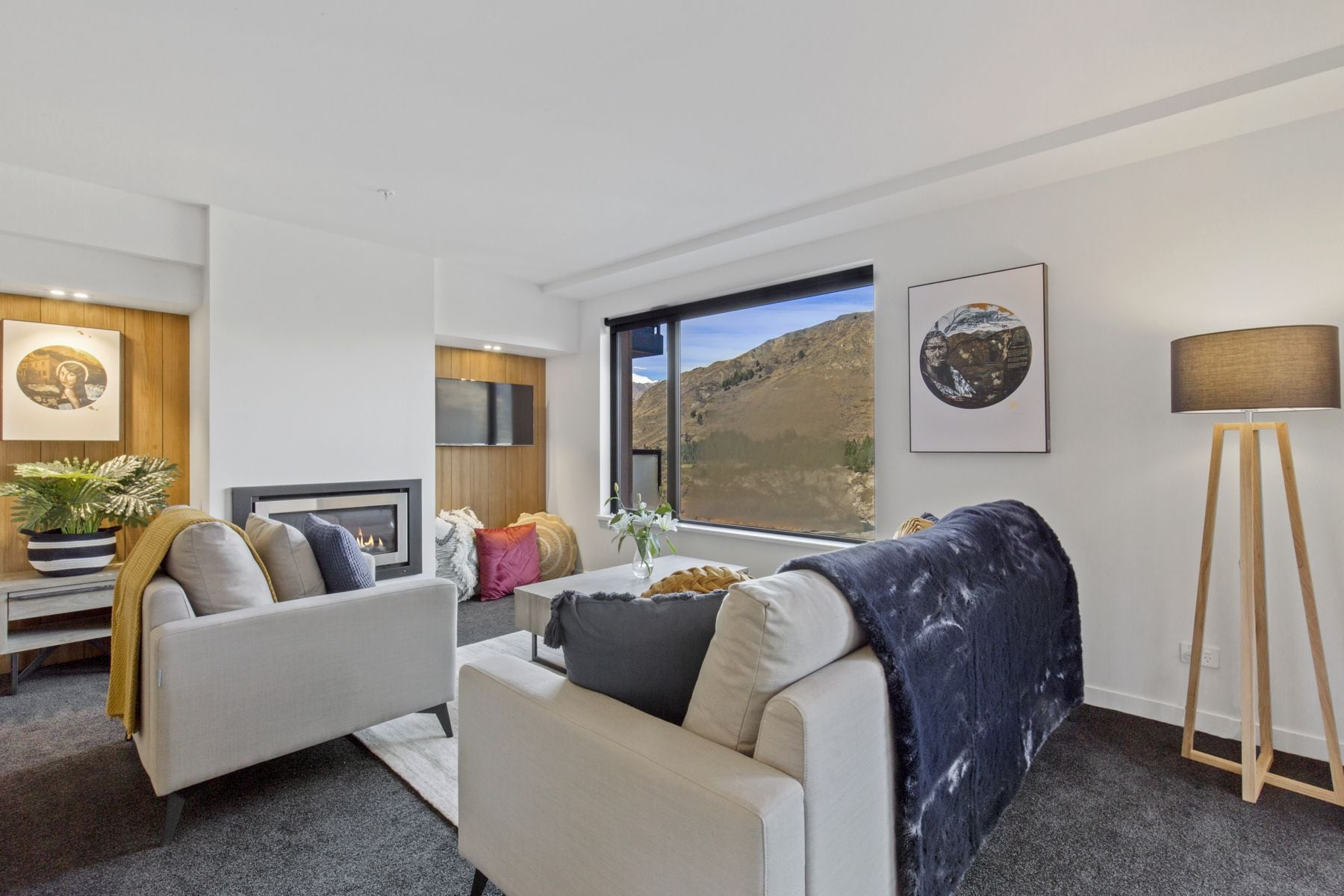 Awa Apartment, Queenstown-Lakes