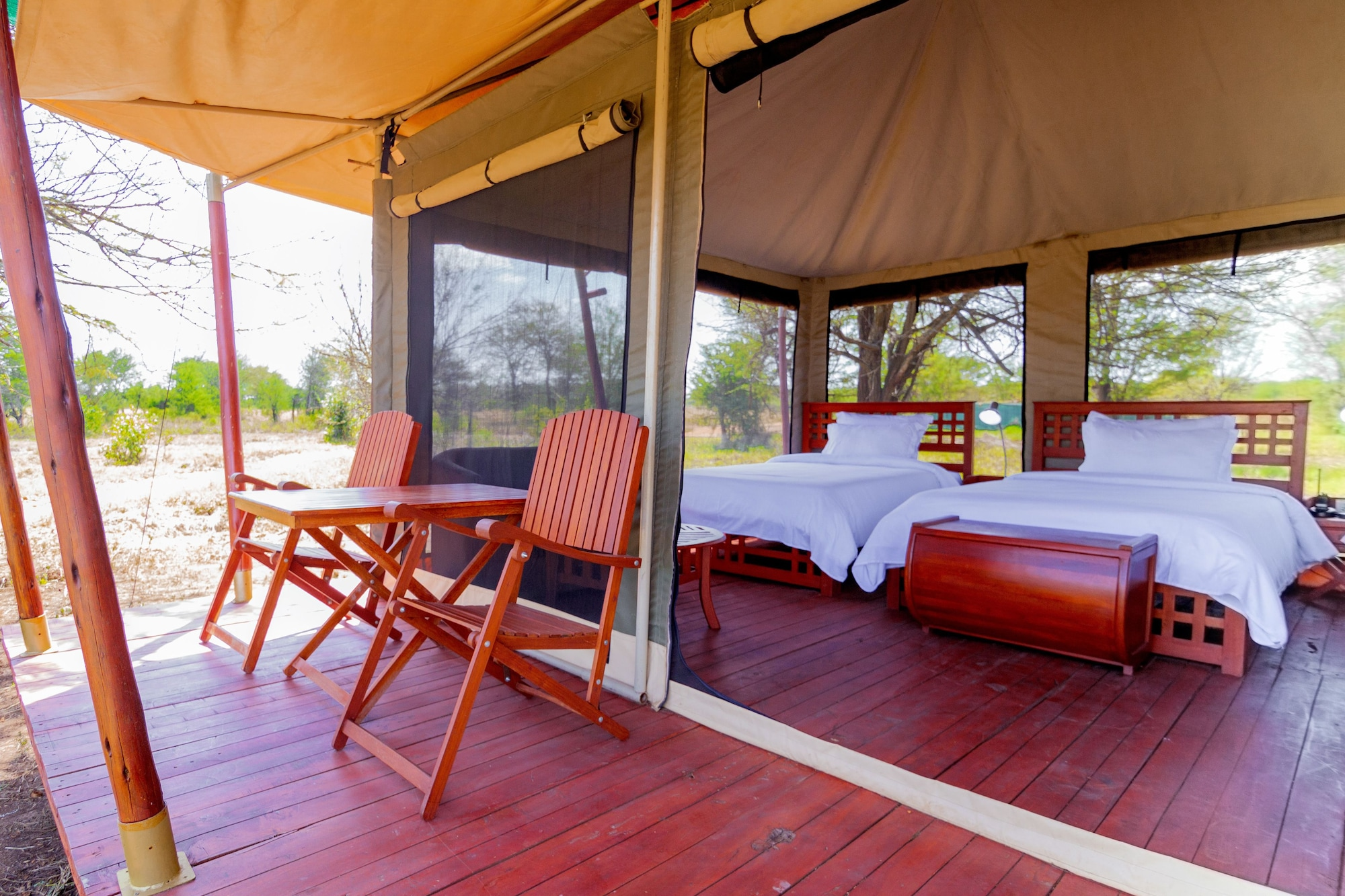 Embalakai Authentic Camp, Serengeti