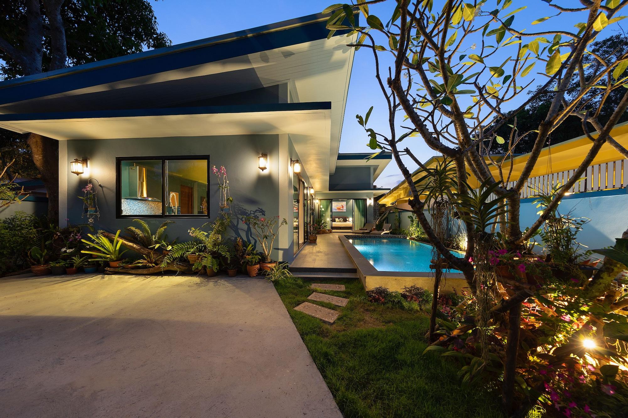 3-Bedroom Villa Baan Kluay Mai with Private Pool, Ko Samui