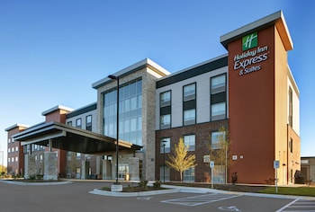 密爾沃基 - 布魯克菲爾德智選假日套房飯店 Holiday Inn Express & Suites Milwaukee - Brookfield, an IHG Hotel