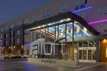 韋科貝勒雅樂軒飯店 Aloft Waco Baylor