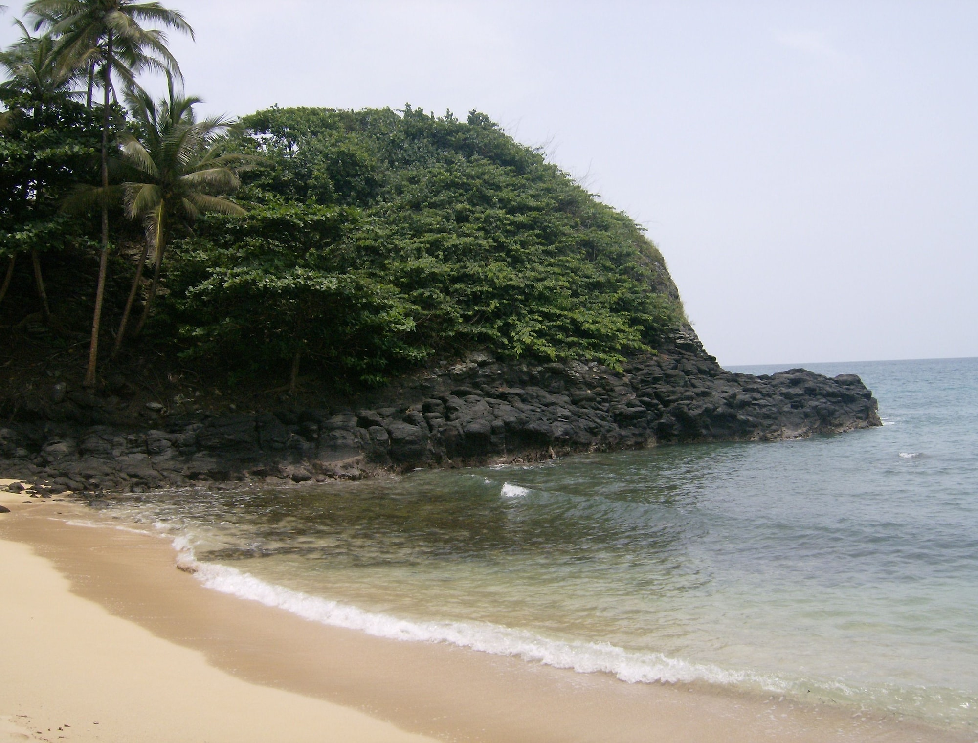 N Guembú Nature Resort, Caué