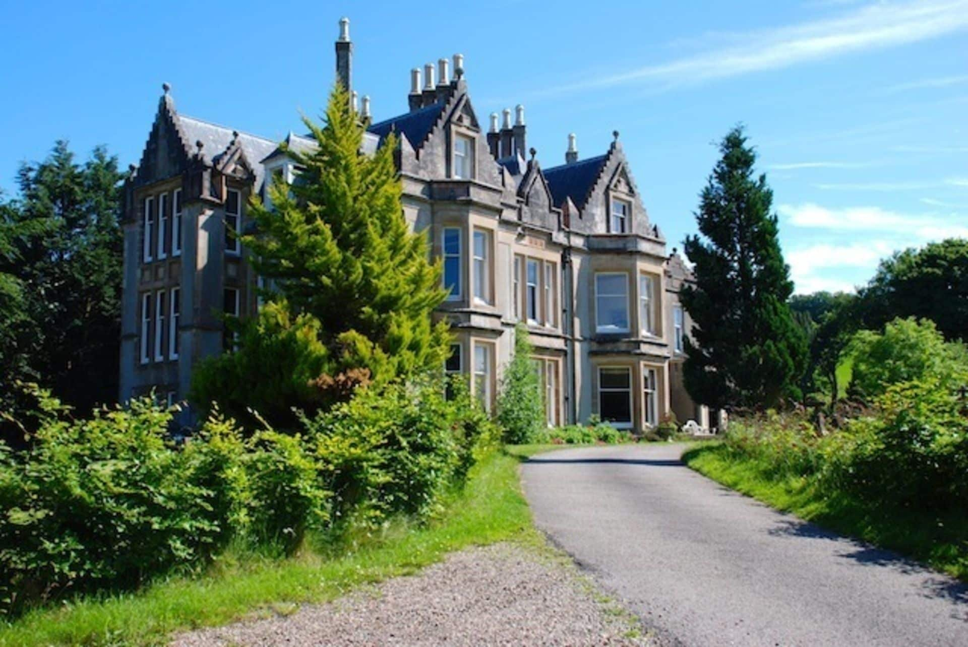 Balinakill Country House, Argyll and Bute