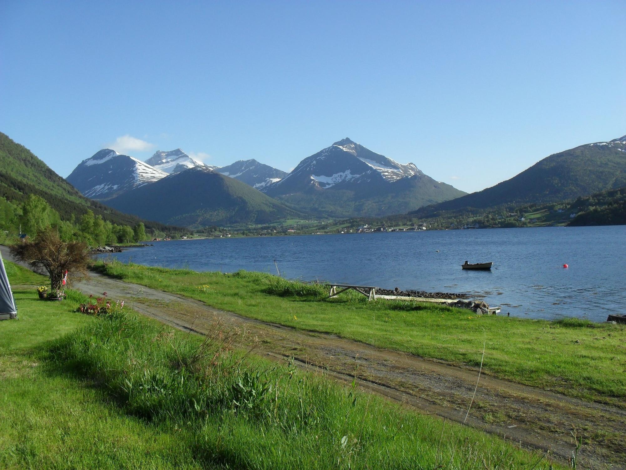 Fagervik Camping, Vestnes