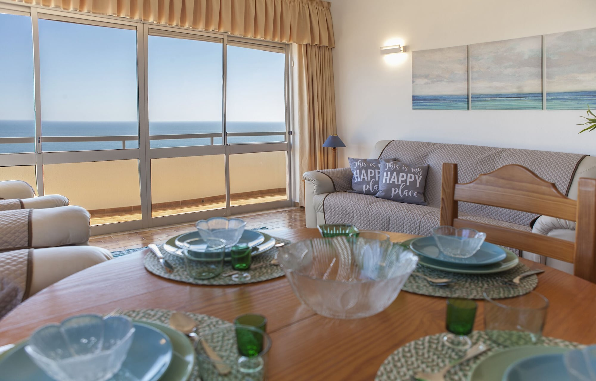 B43 - Spotless Seaview Apartment, Portimão