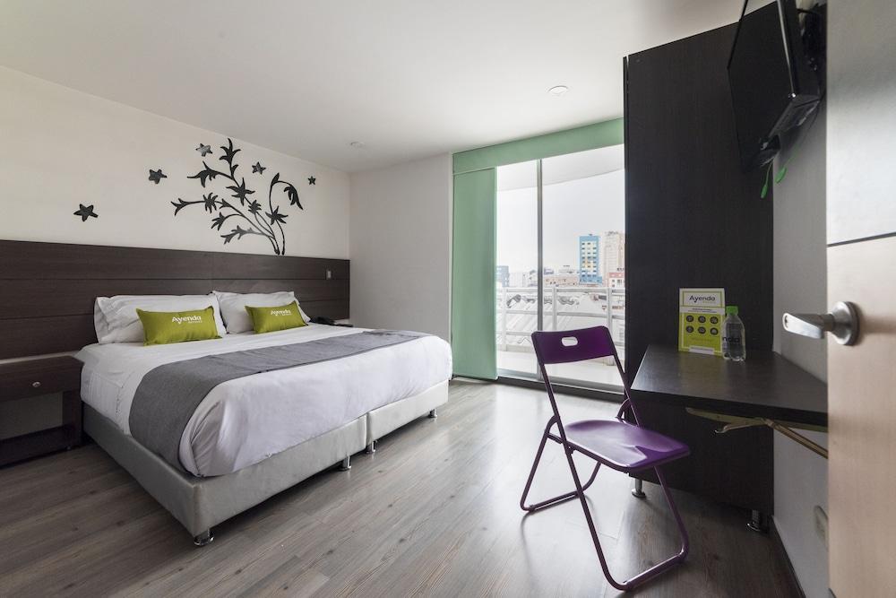 Hotel Ayenda 1056 Expo Hotel Ferial