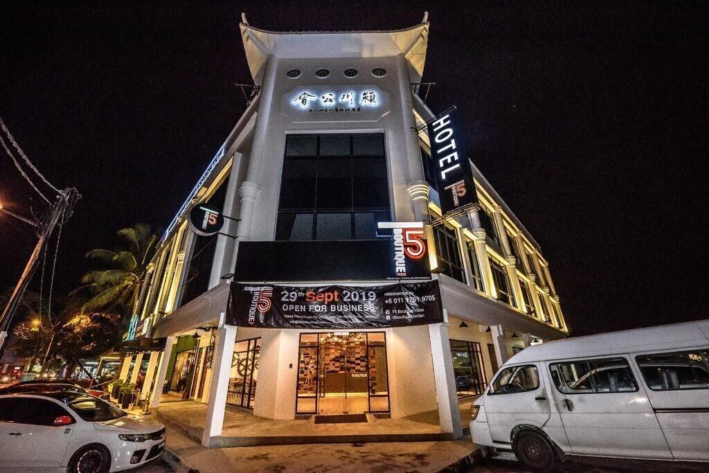 T5 Boutique Hotel, Pontian
