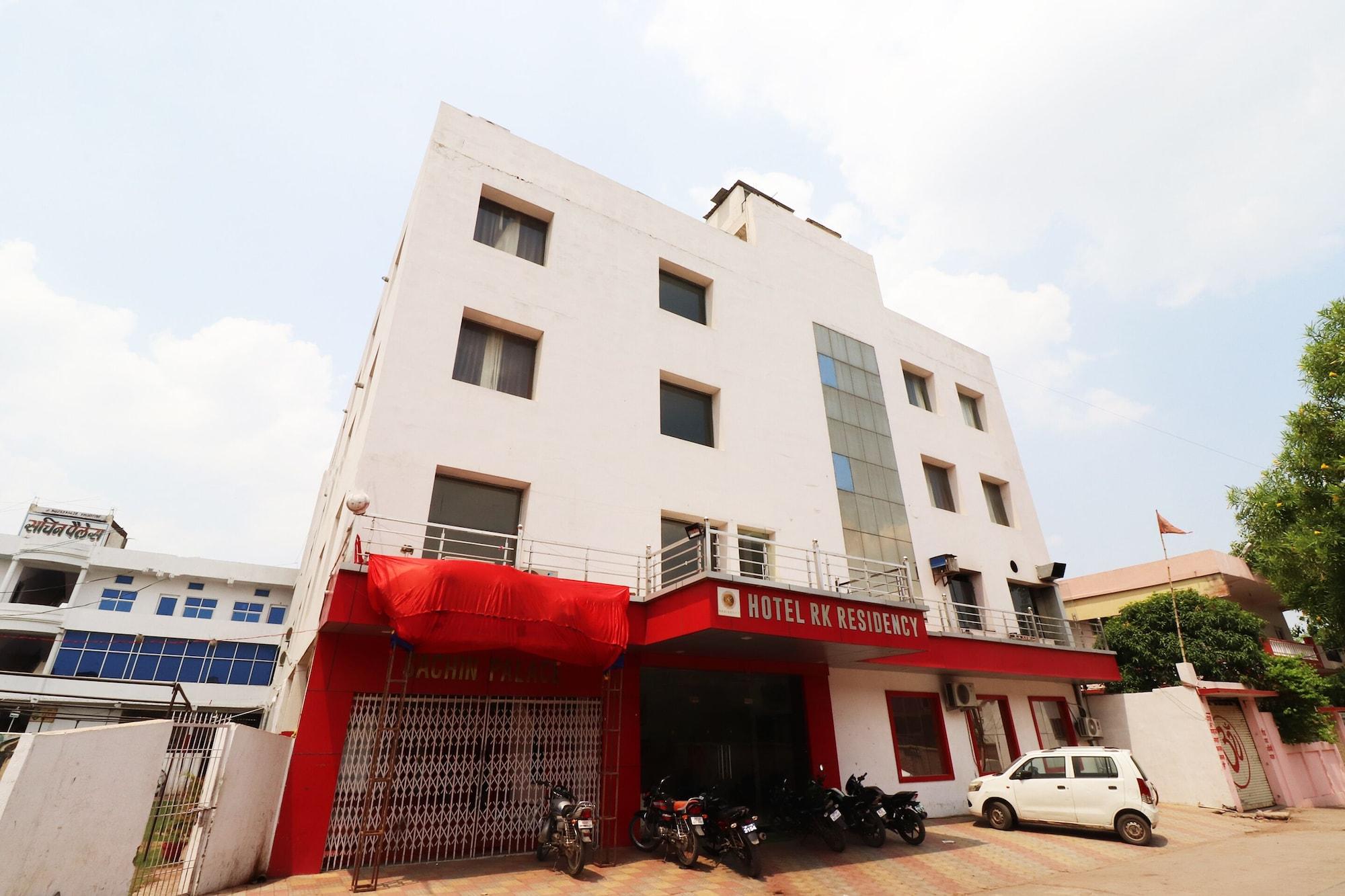 OYO 6993 Hotel Rk Residency, Satna