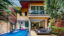 Tropical Island Retreat - Bang Tao Beach, Pool, Pkg