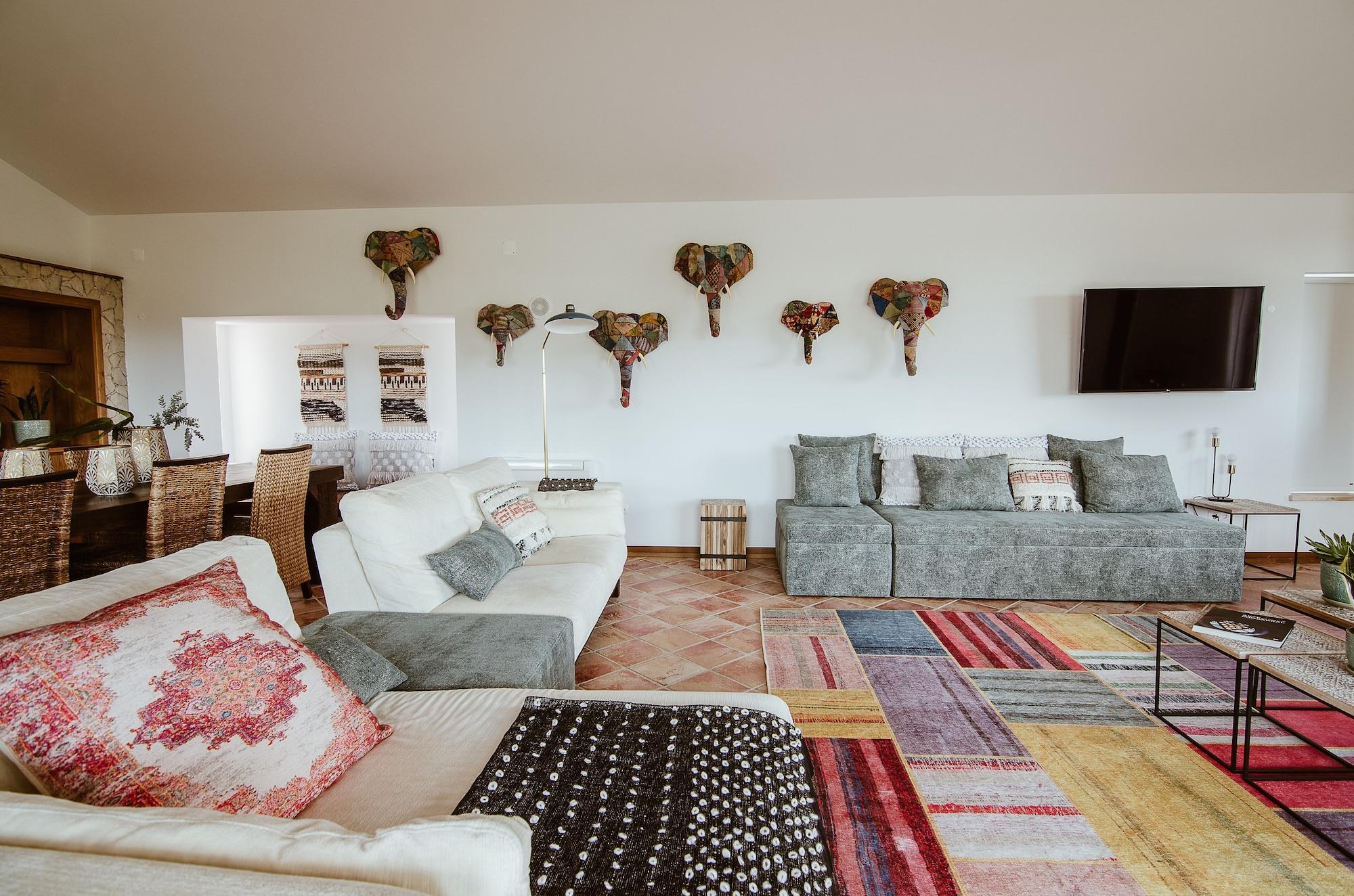 Vale Pisco - Villa de sonho, Bombarral