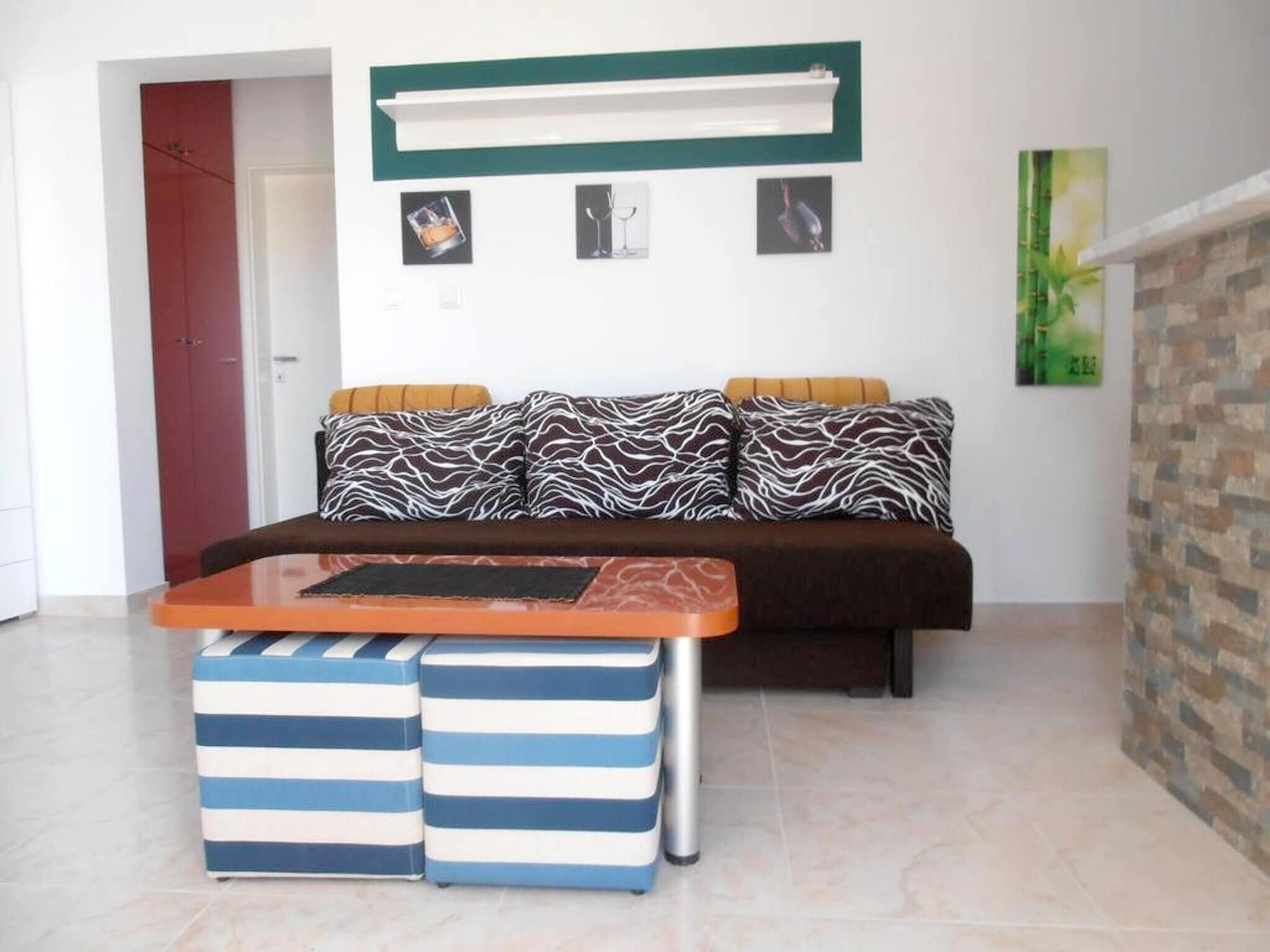 Apartment With one Bedroom in Nin, With Furnished Terrace and Wifi - 300 m From the Beach, Nin
