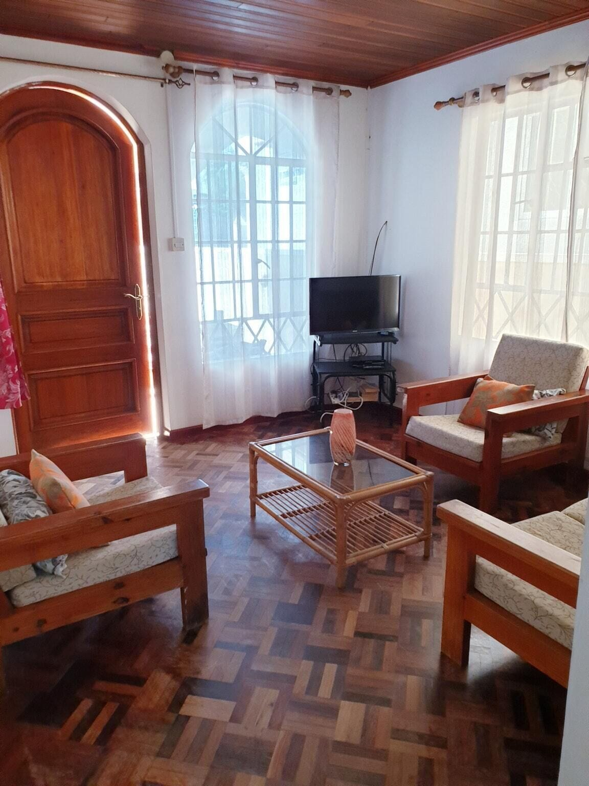 Apartment With 2 Bedrooms in Trou aux Biches, With Pool Access, Enclosed Garden and Wifi,