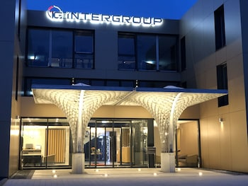 組間商務設計飯店 Intergroup Business und Design Hotel