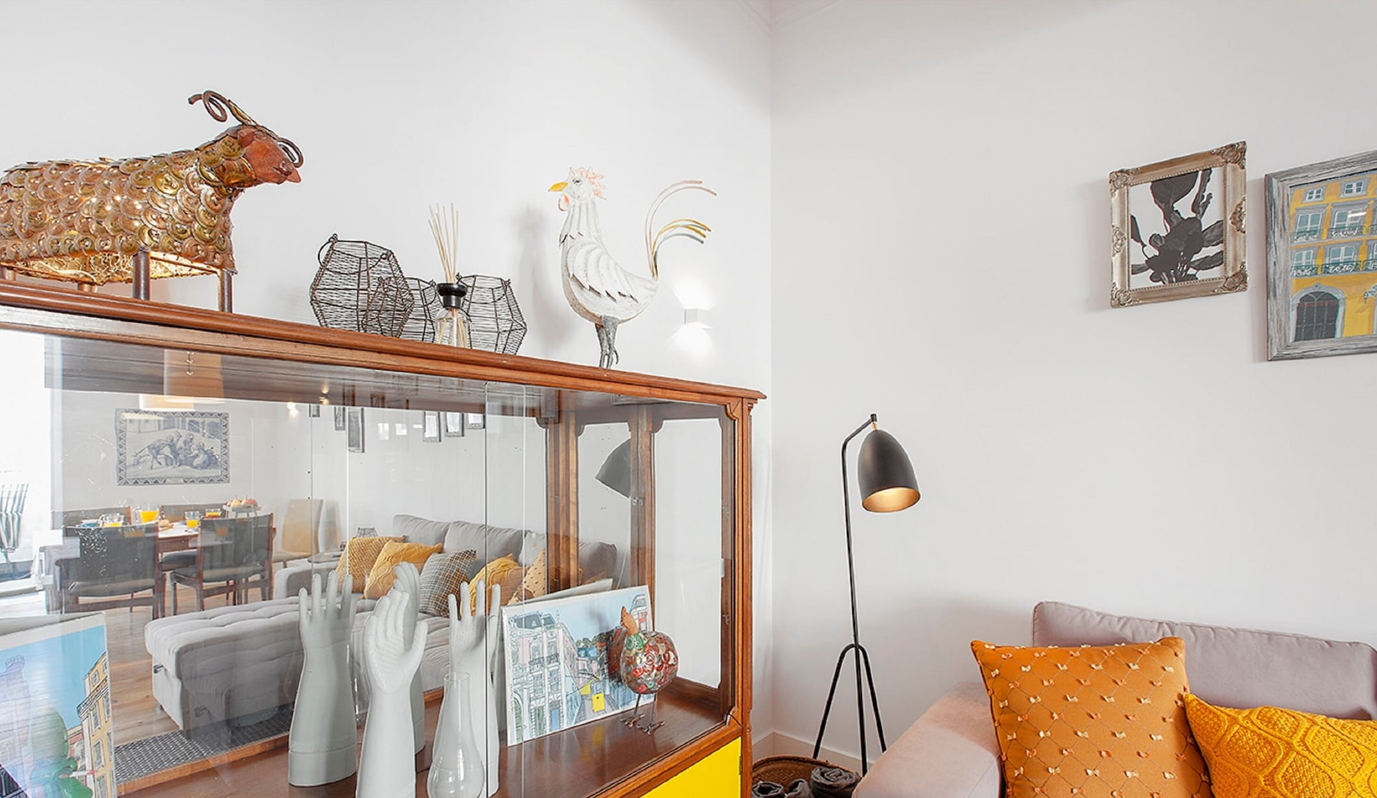 Sweet Inn Apartments -  Amoreiras Garden, Lisboa