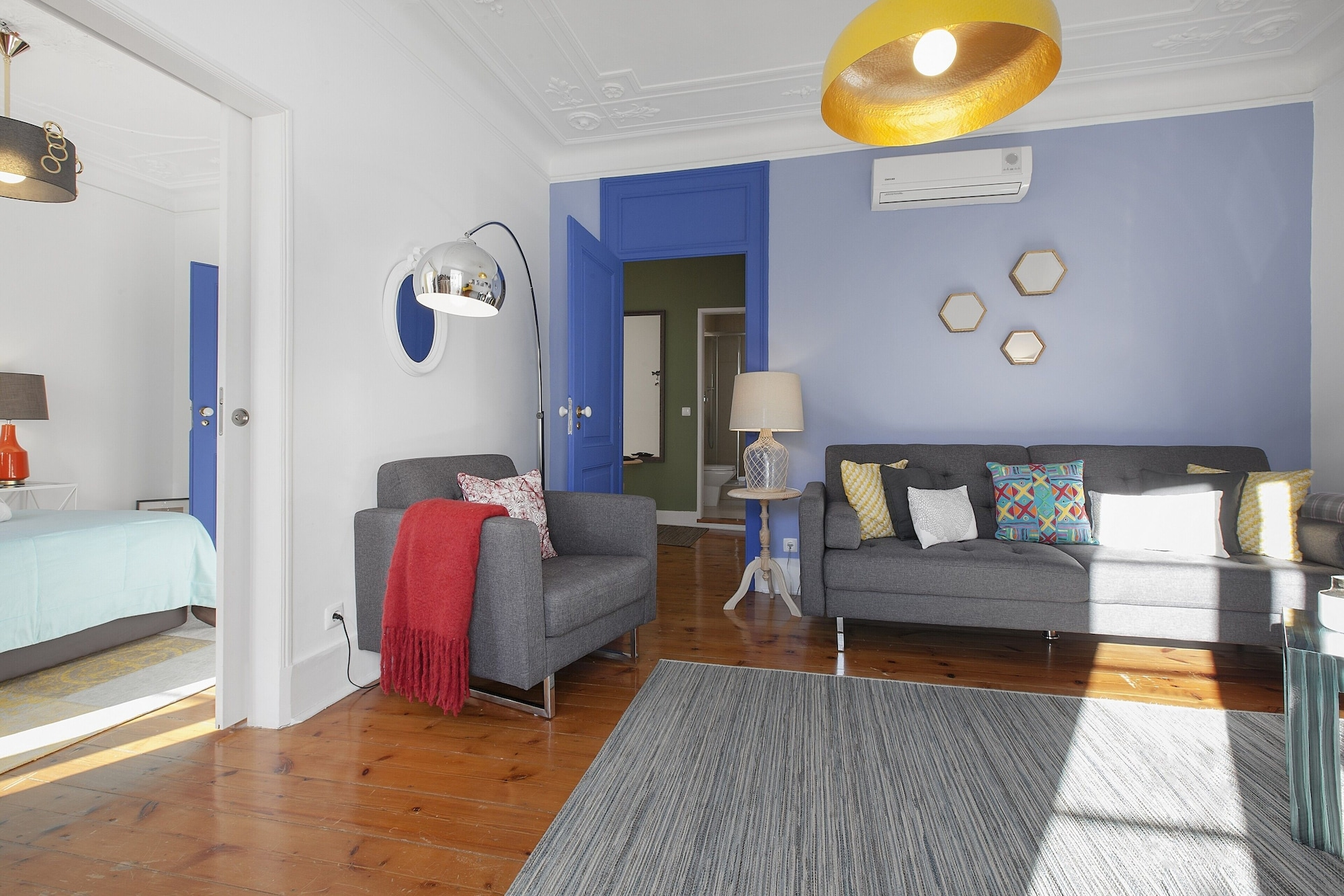 Sweet Inn Apartments -  Fanqueiros Penthouse, Lisboa