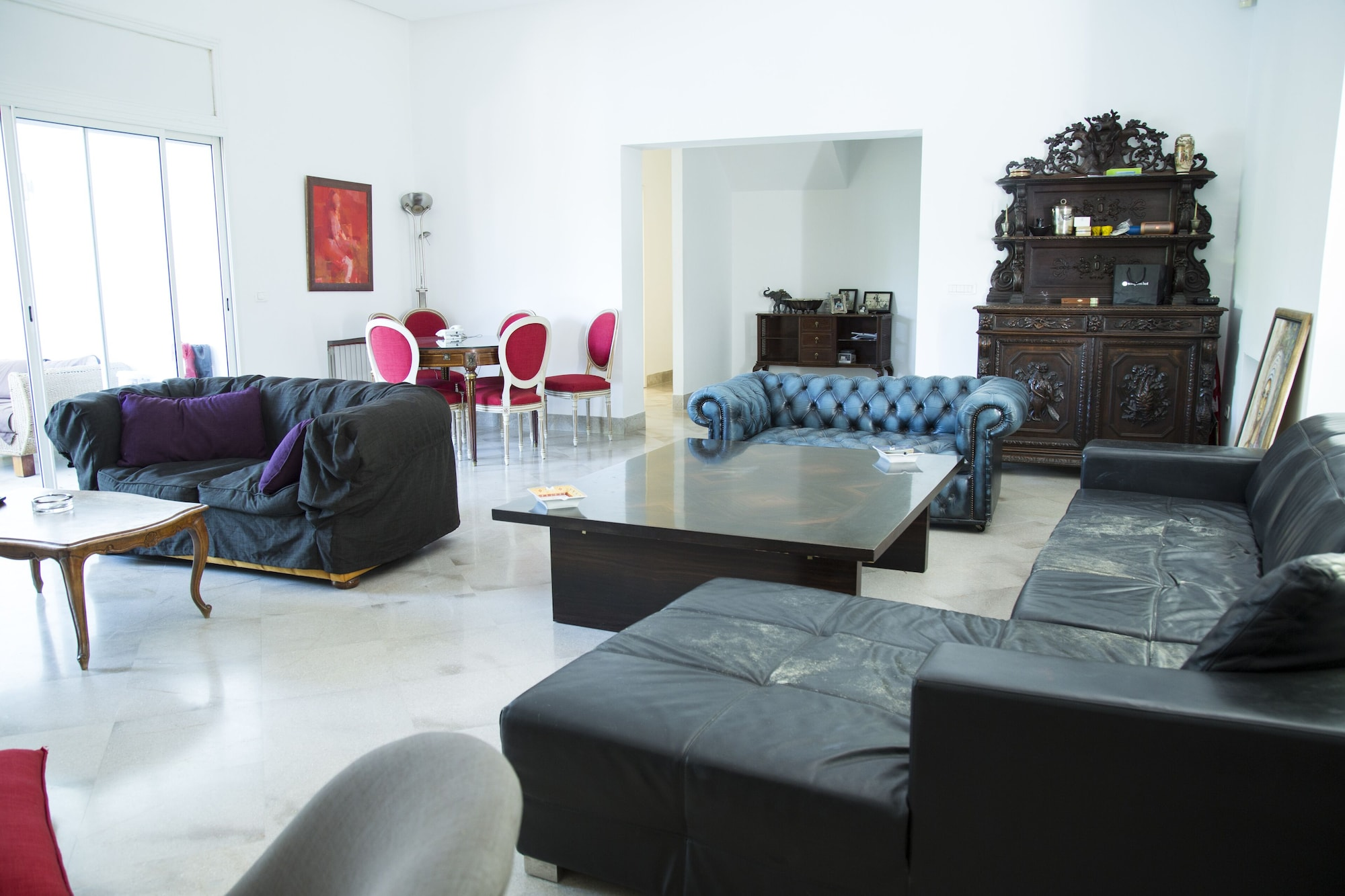 Villa Malaga, Carthage