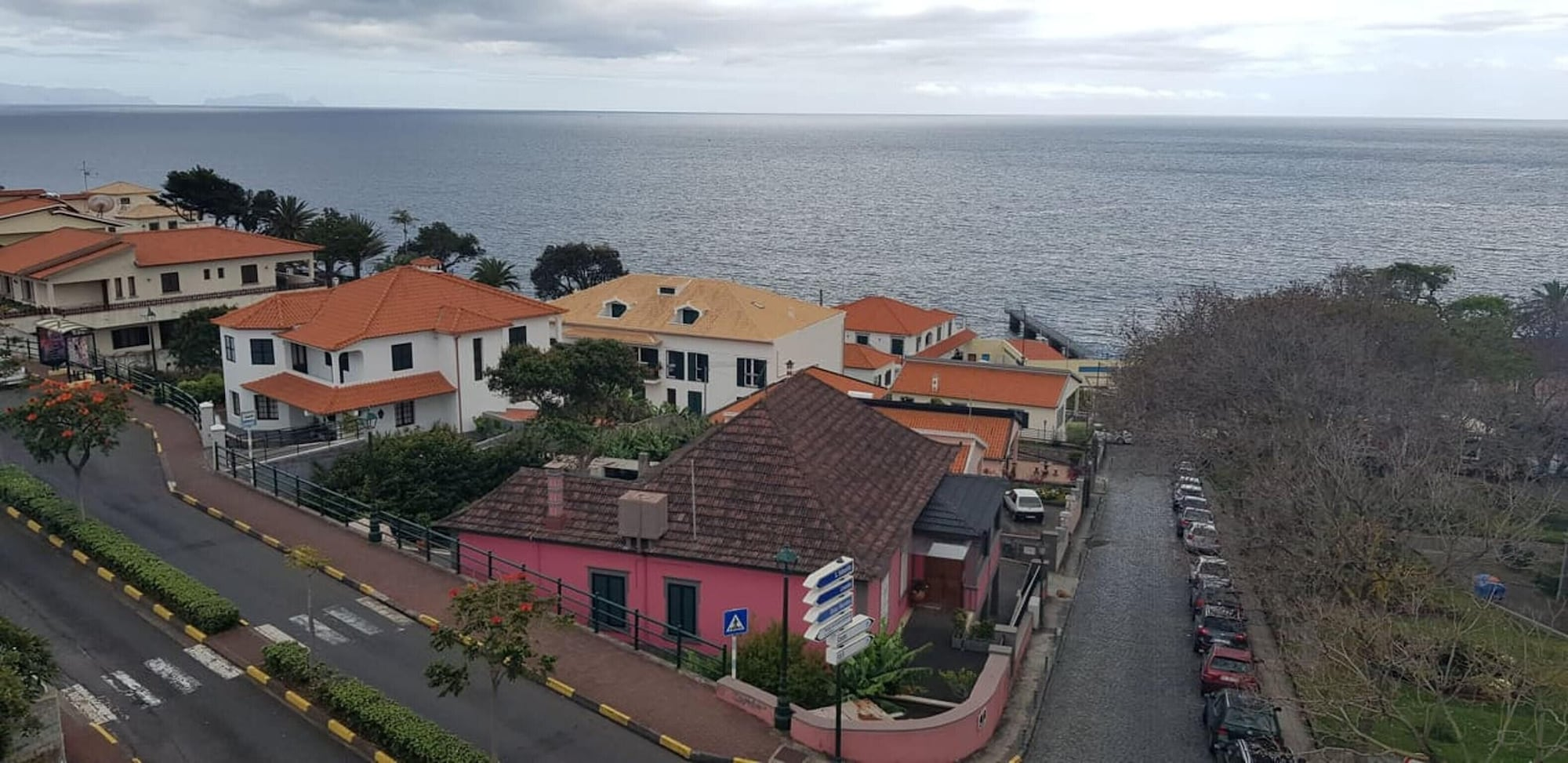 Apartment With one Bedroom in Santa Cruz, With Wonderful sea View, Enclosed Garden and Wifi - 1 km From the Beach, Santa Cruz