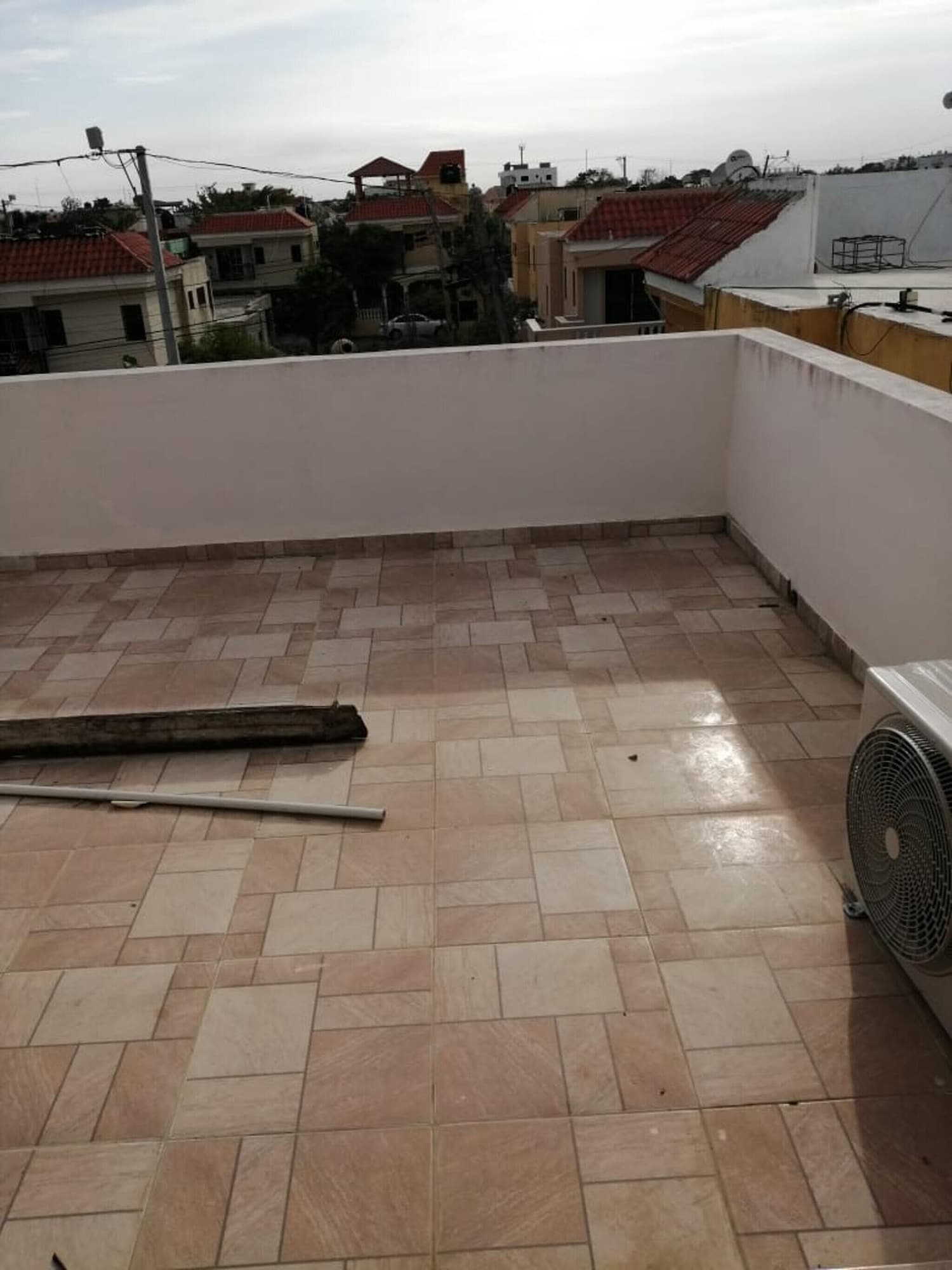 House With 3 Bedrooms in Santo Domingo, With Wonderful City View, Furnished Garden and Wifi - 26 km From the Beach, Santo Domingo Este