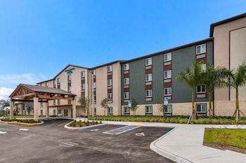 塔瑪拉克伍德斯普林套房飯店 WoodSpring Suites Tamarac