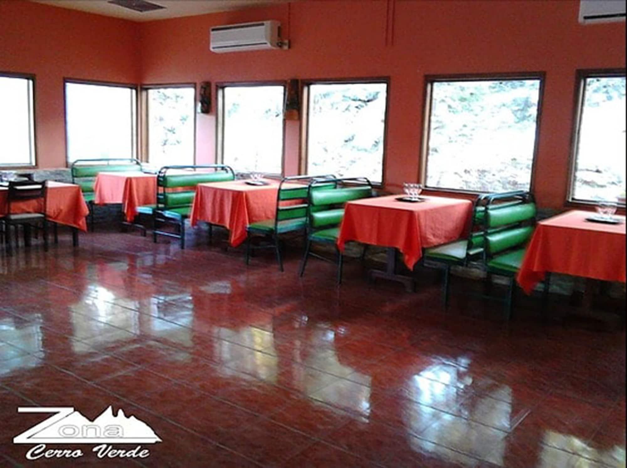 Hotel y Restaurante Cerro Verde, San José de Colinas