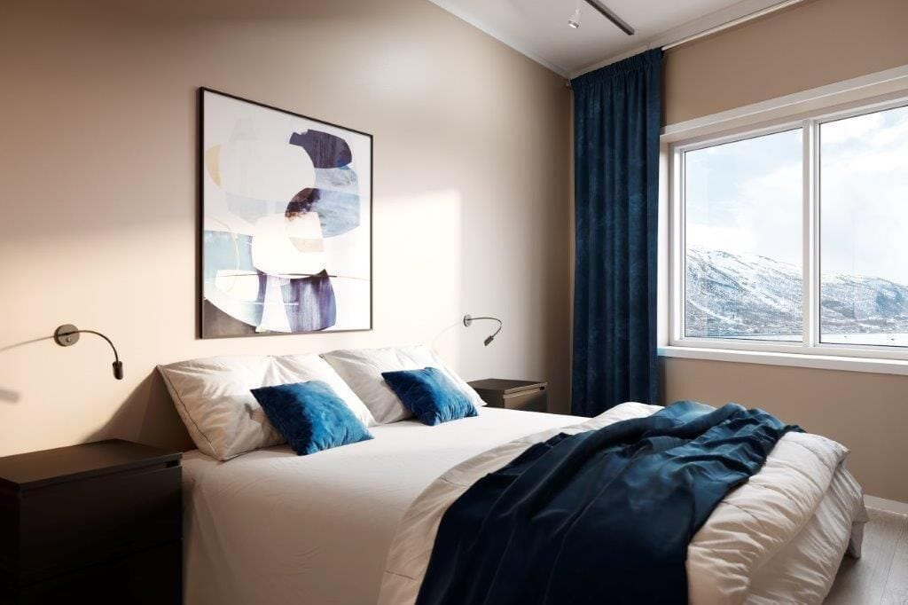 Luxury downtown apartments ap 406, Tromsø