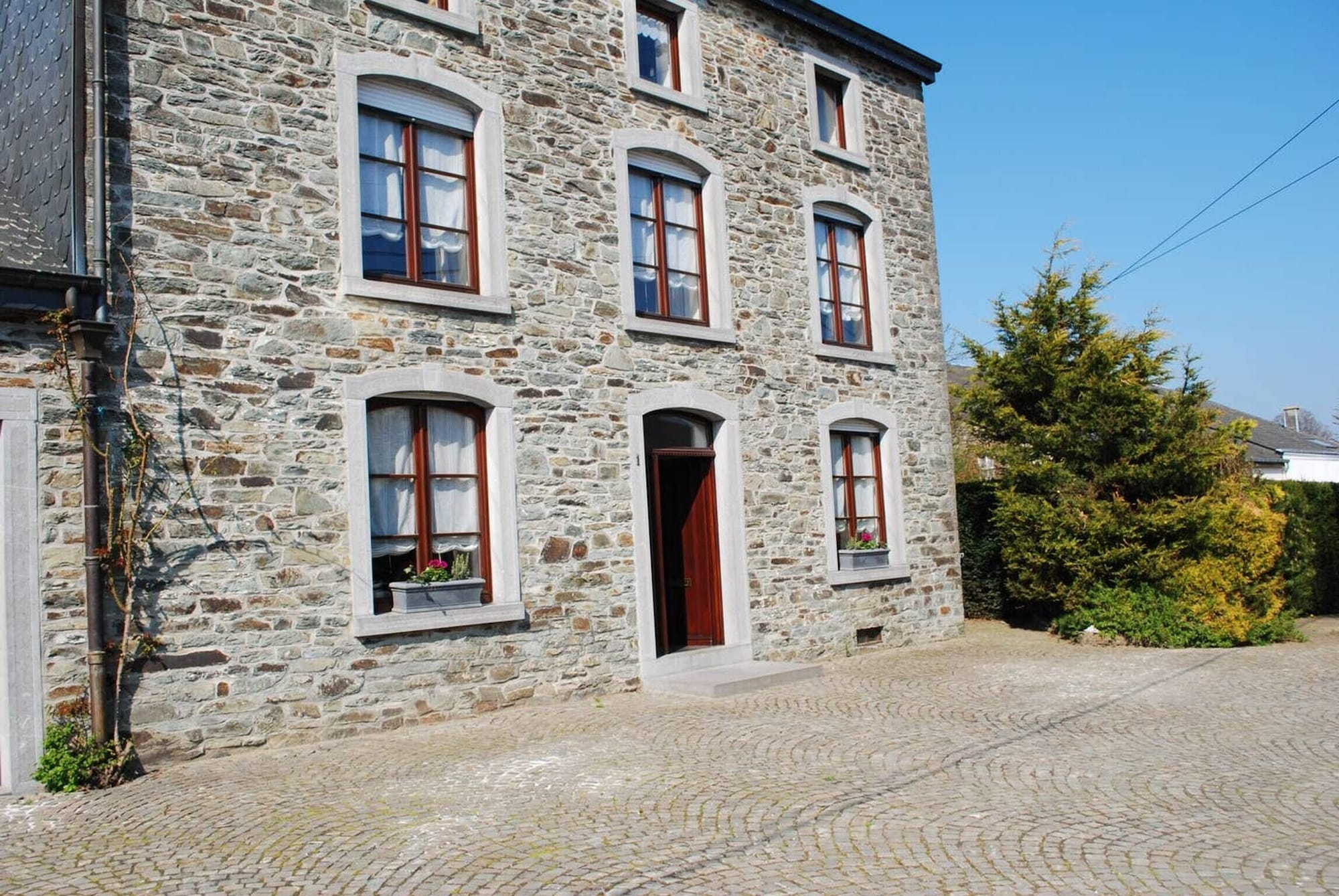House With 5 Bedrooms in Bertrix, With Enclosed Garden and Wifi, Luxembourg