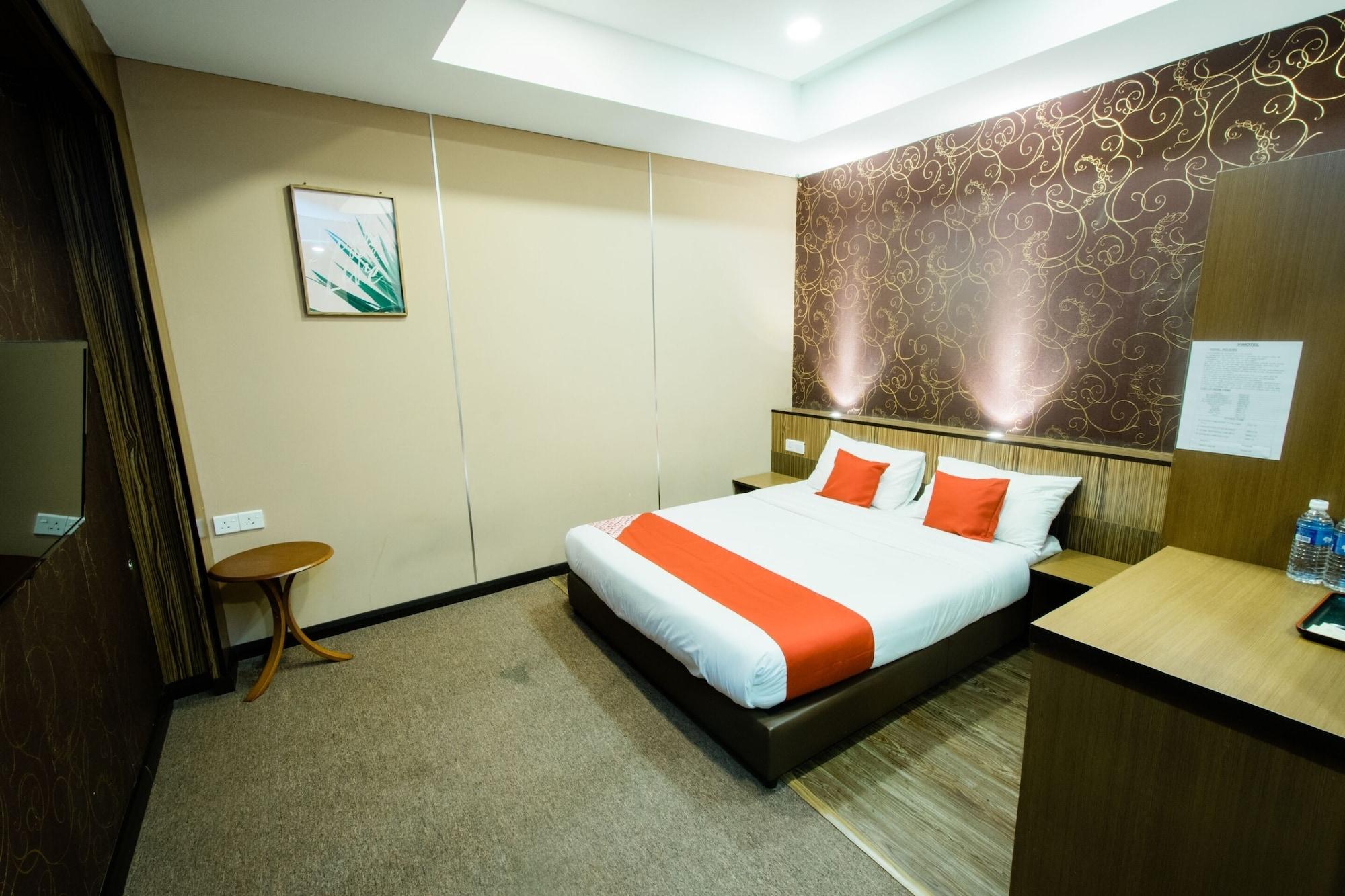 OYO 89456 V Motel, Sibu