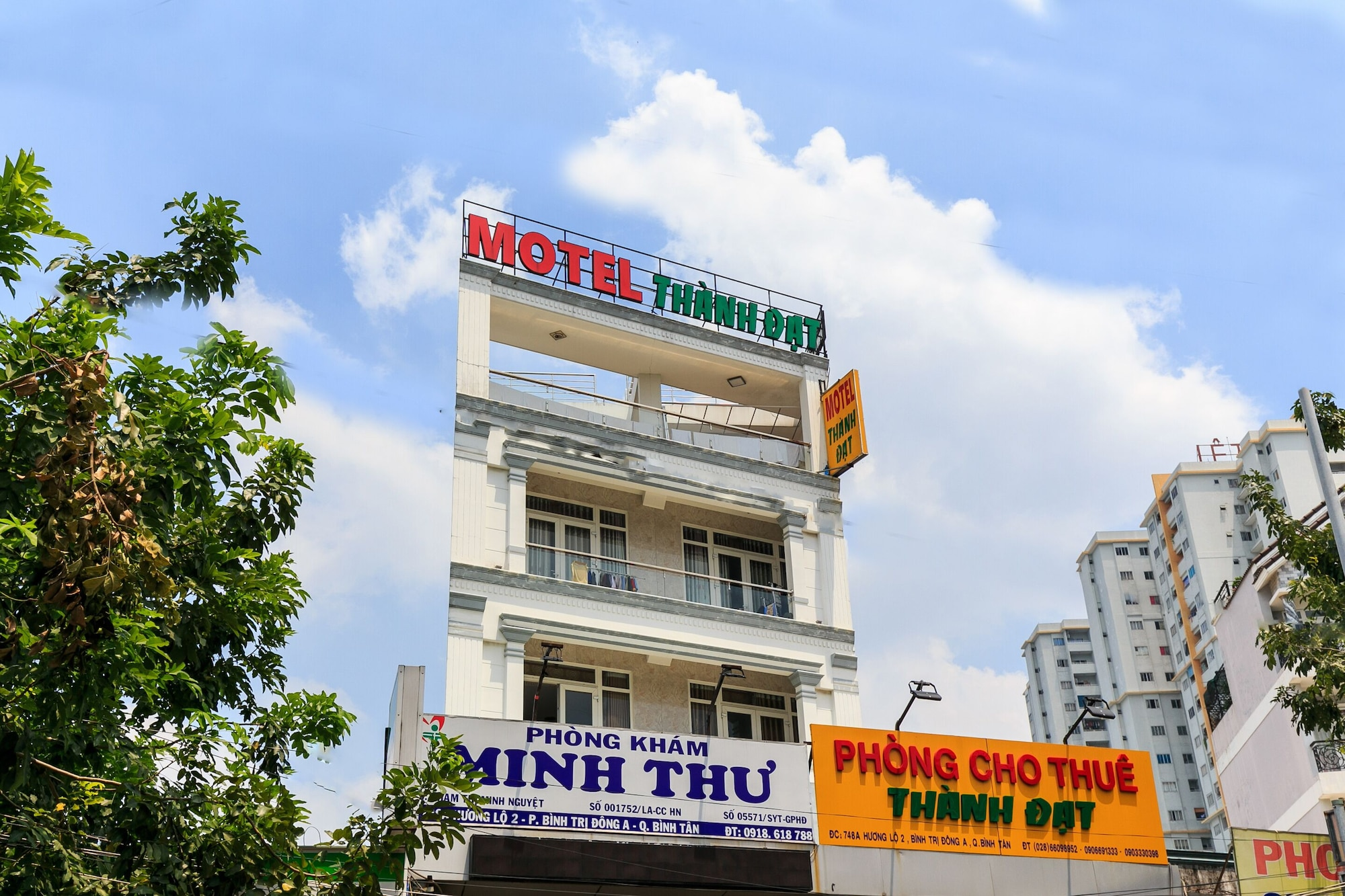 OYO 397 Thanh Dat, Binh Tan