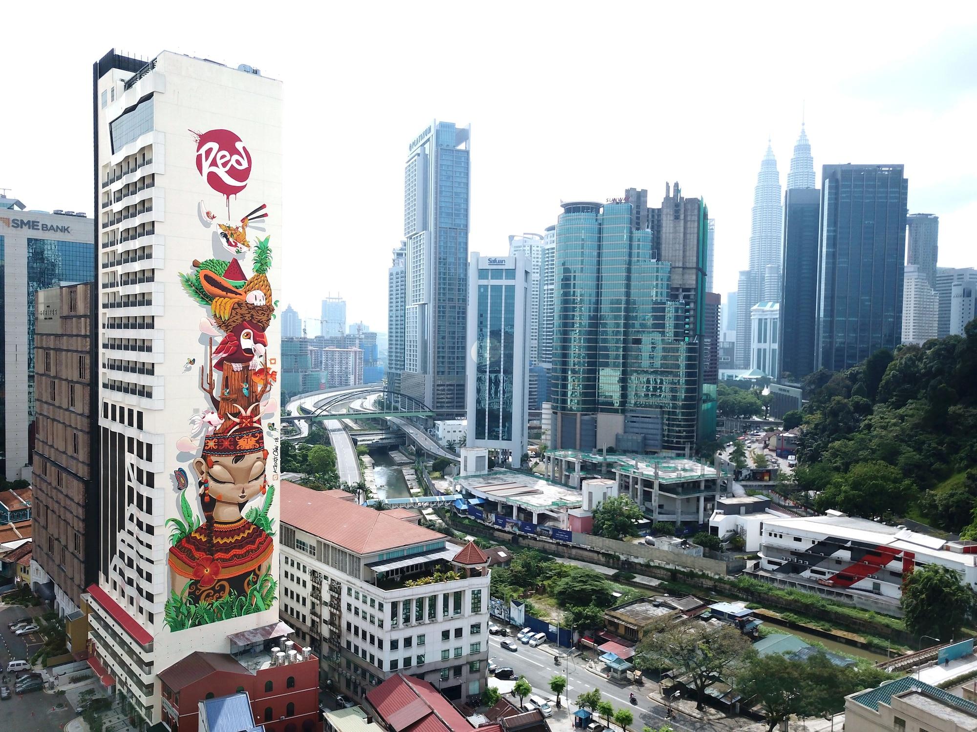Red Bunkers, Kuala Lumpur