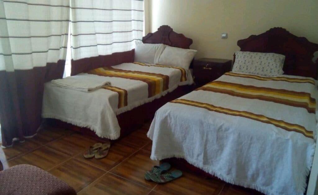 Lalibela Roha Tour, Semen Wello