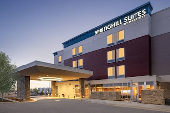 丹佛帕克萬豪春季山丘套房飯店 SpringHill Suites by Marriott Denver Parker