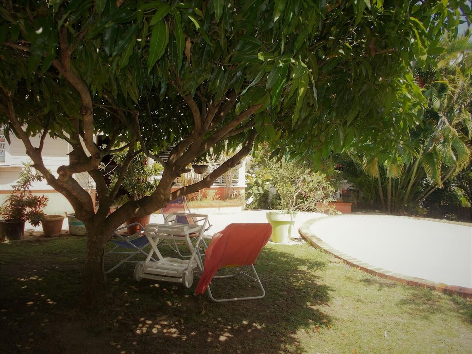 Apartment With one Bedroom in Le Diamant, With Pool Access, Terrace and Wifi - 2 km From the Beach, Le Diamant