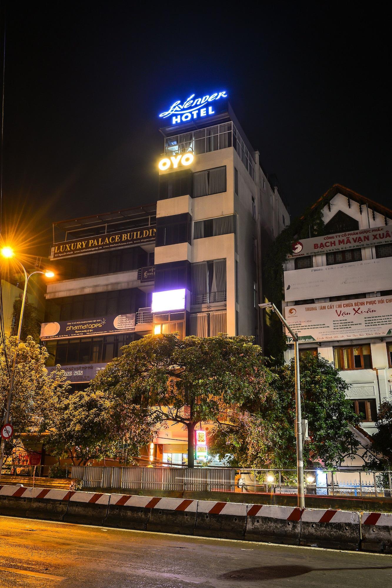OYO 362 Lavender Hotel & Apartment, Hai Bà Trưng