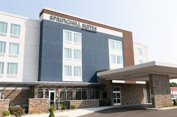 南本德諾特丹區萬豪春季山丘套房飯店 SpringHill Suites by Marriott South Bend Notre Dame Area