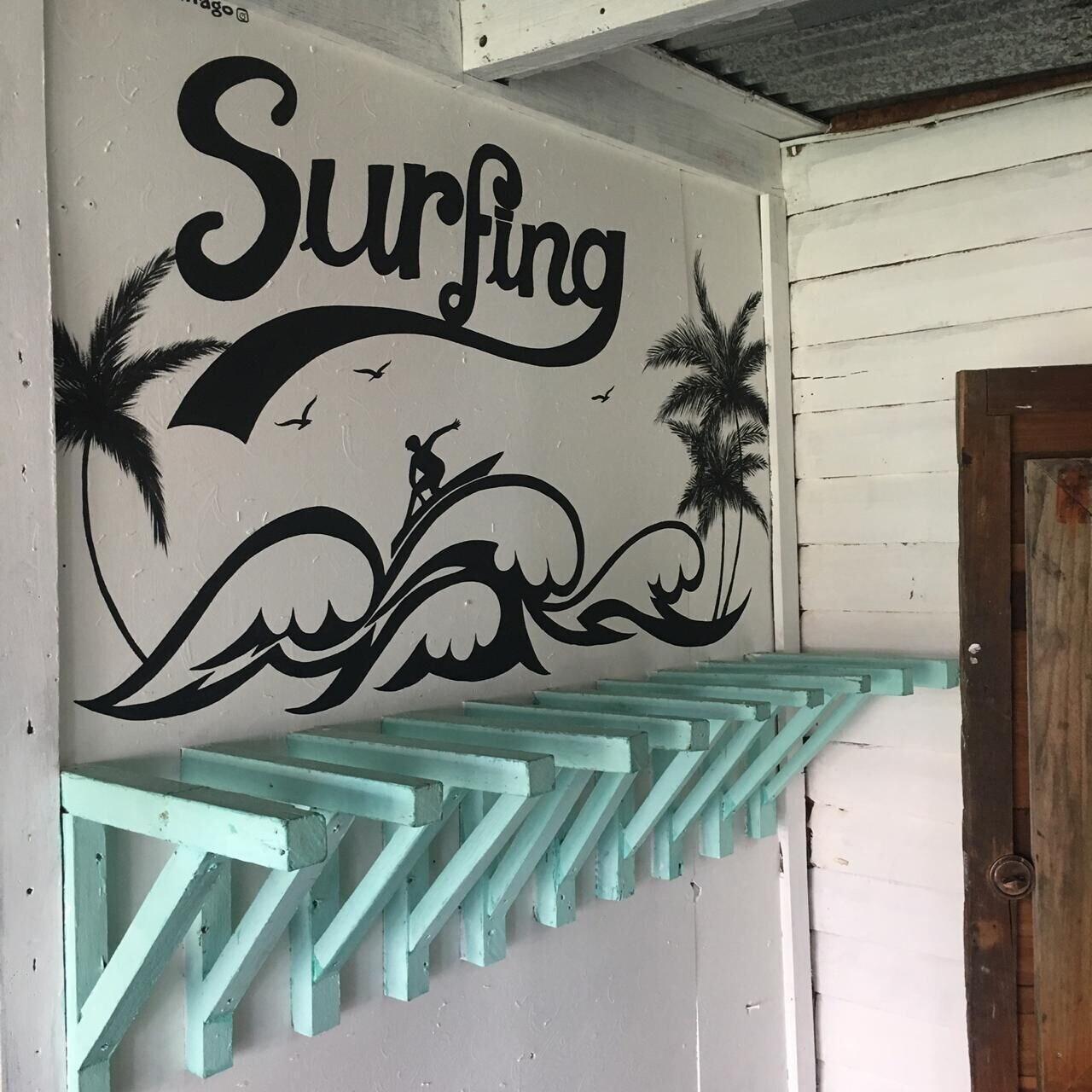 Twin Fin Hostels, Bocas del Toro