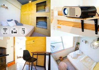 デザイン 4 人部屋 WE HOME ホテル+ホステル&キッチン