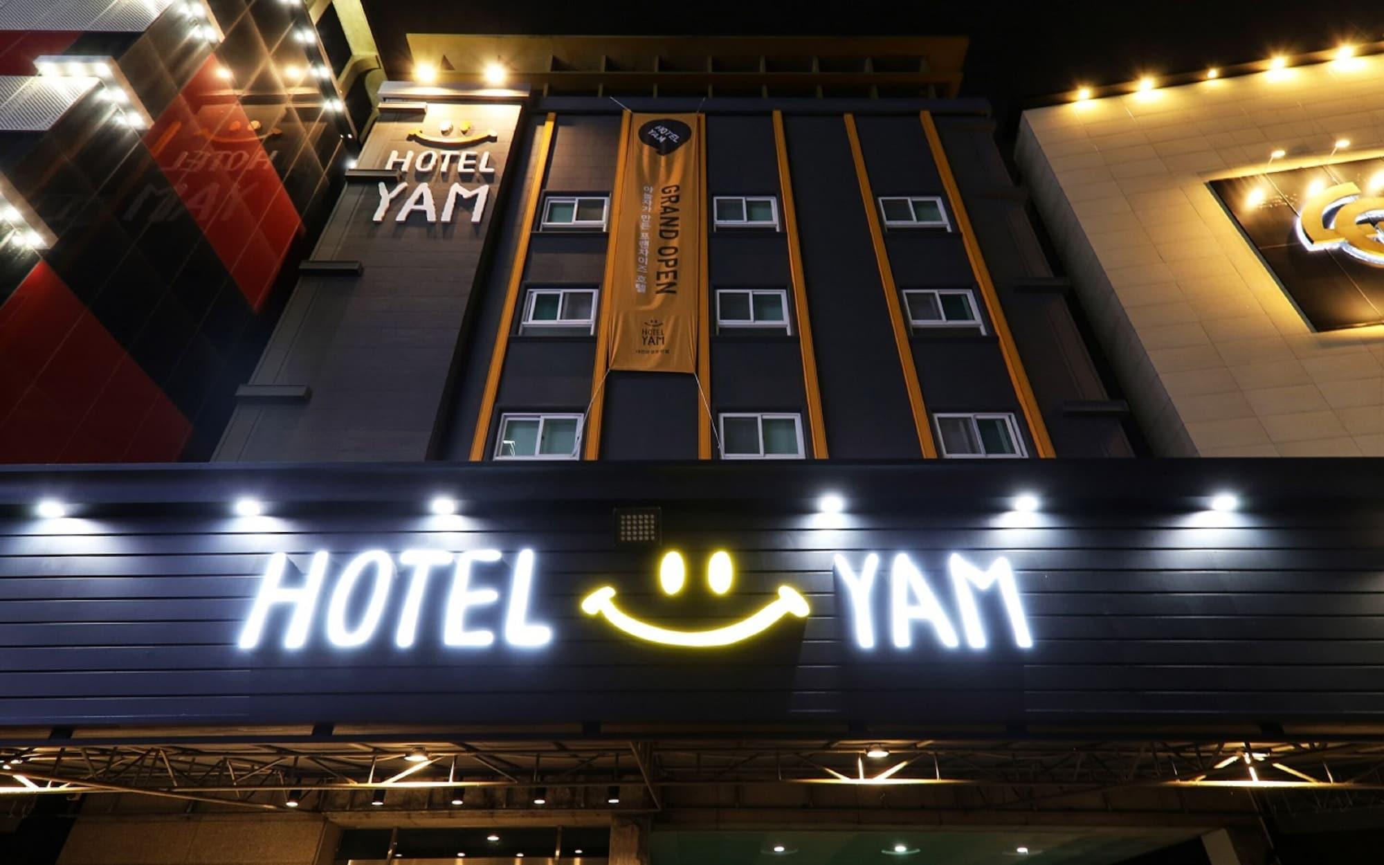 Hotel Yam Yuseong Oncheon, Yuseong