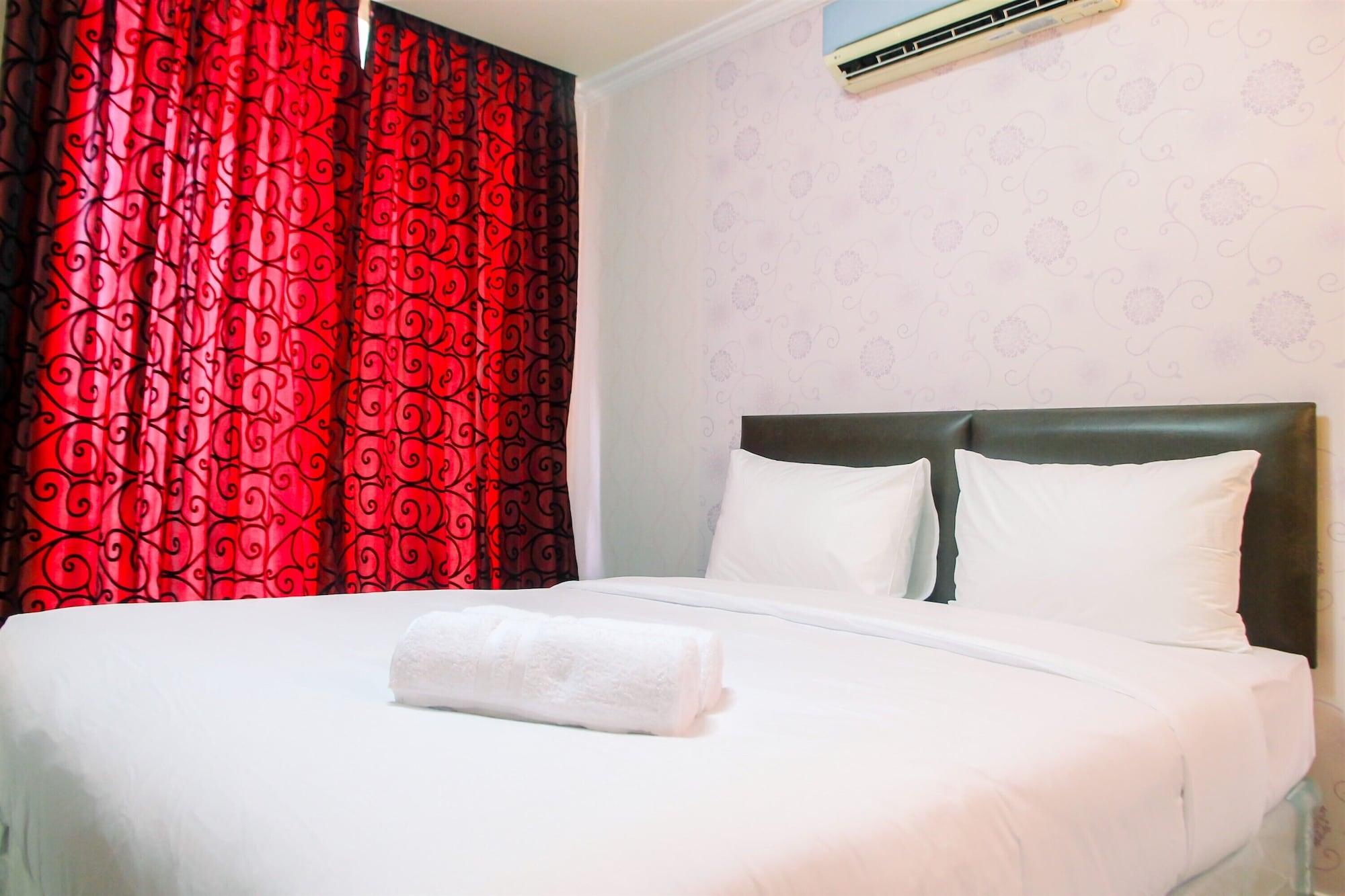 Relaxing Studio Apartment at Mangga Dua Residence, Jakarta Pusat