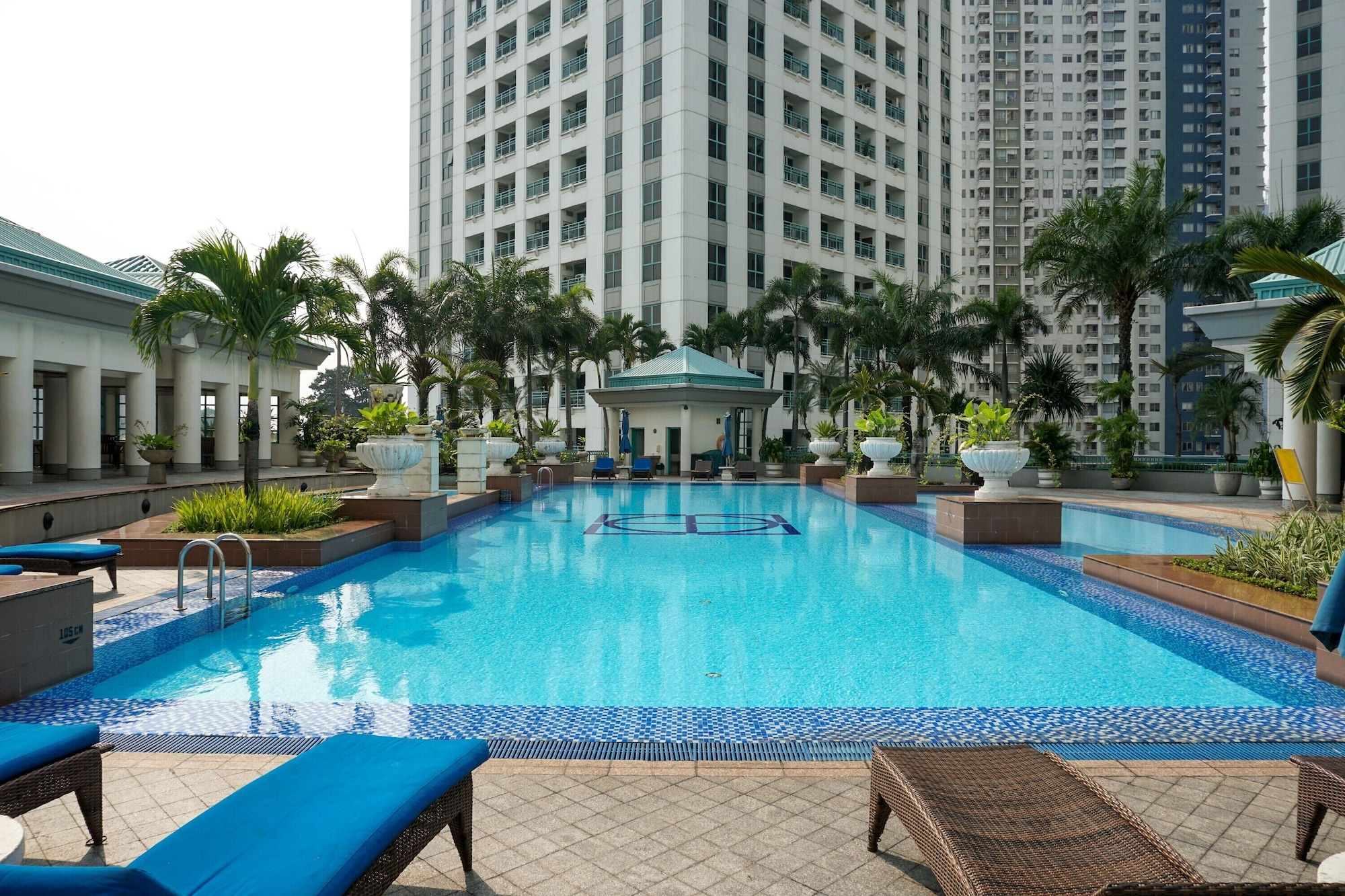Homey 2BR at Pavilion Apartment, Jakarta Pusat