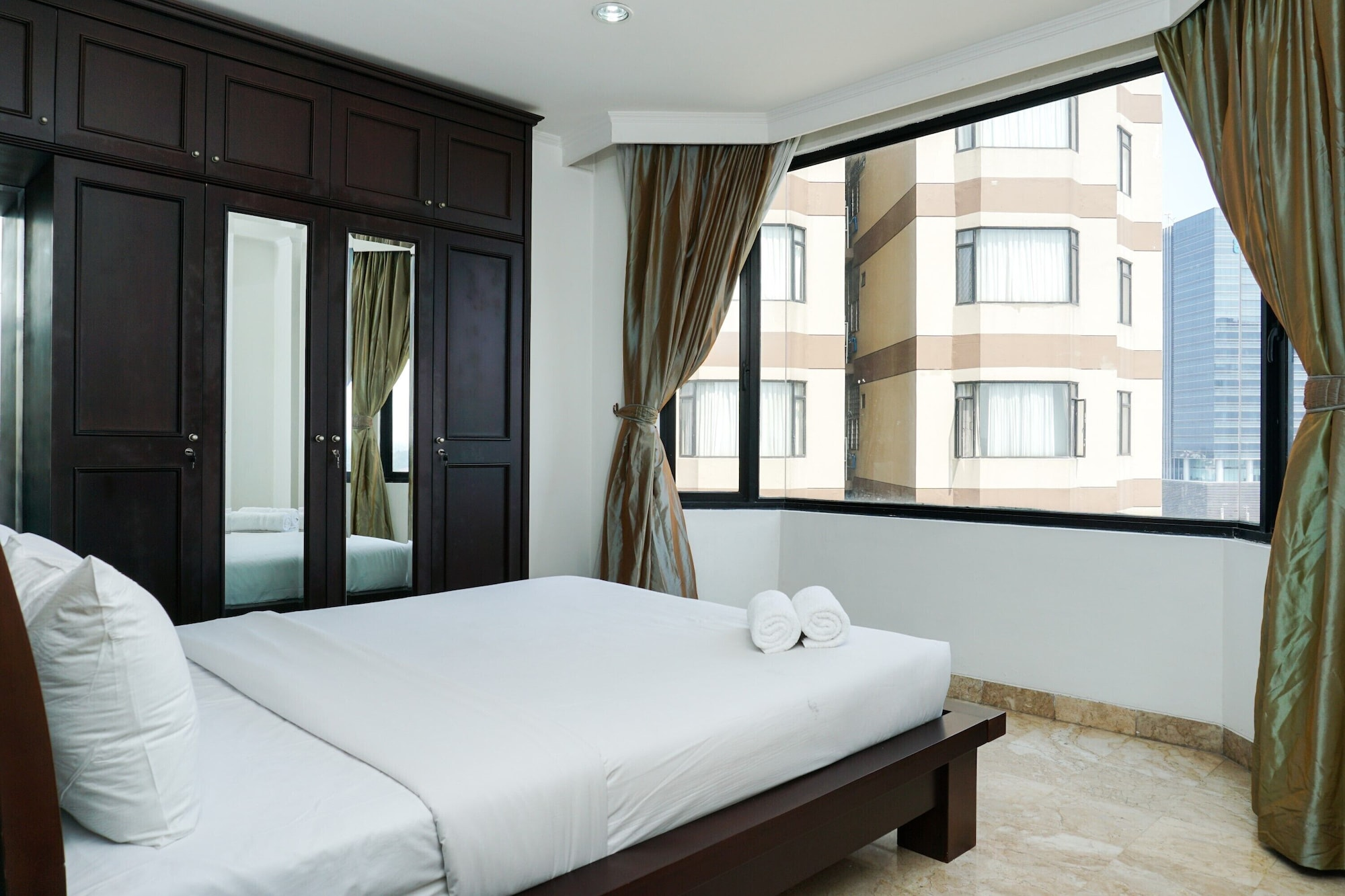 Best Location 2BR at Beverly Tower Apartment TB. Simatupang, Jakarta Selatan