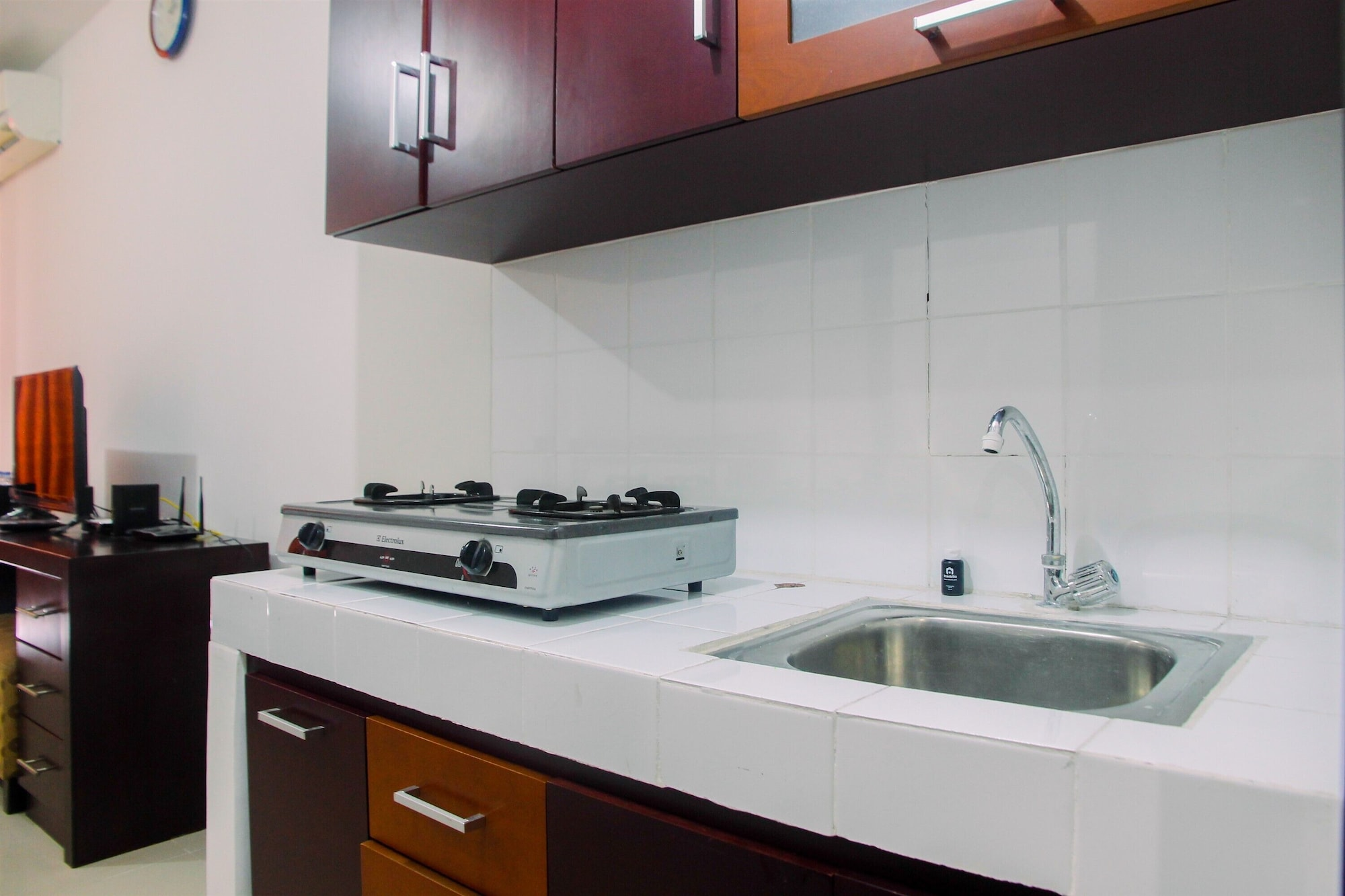 Affordable Price with City View Studio Room Park View Condominium Apartment, Depok
