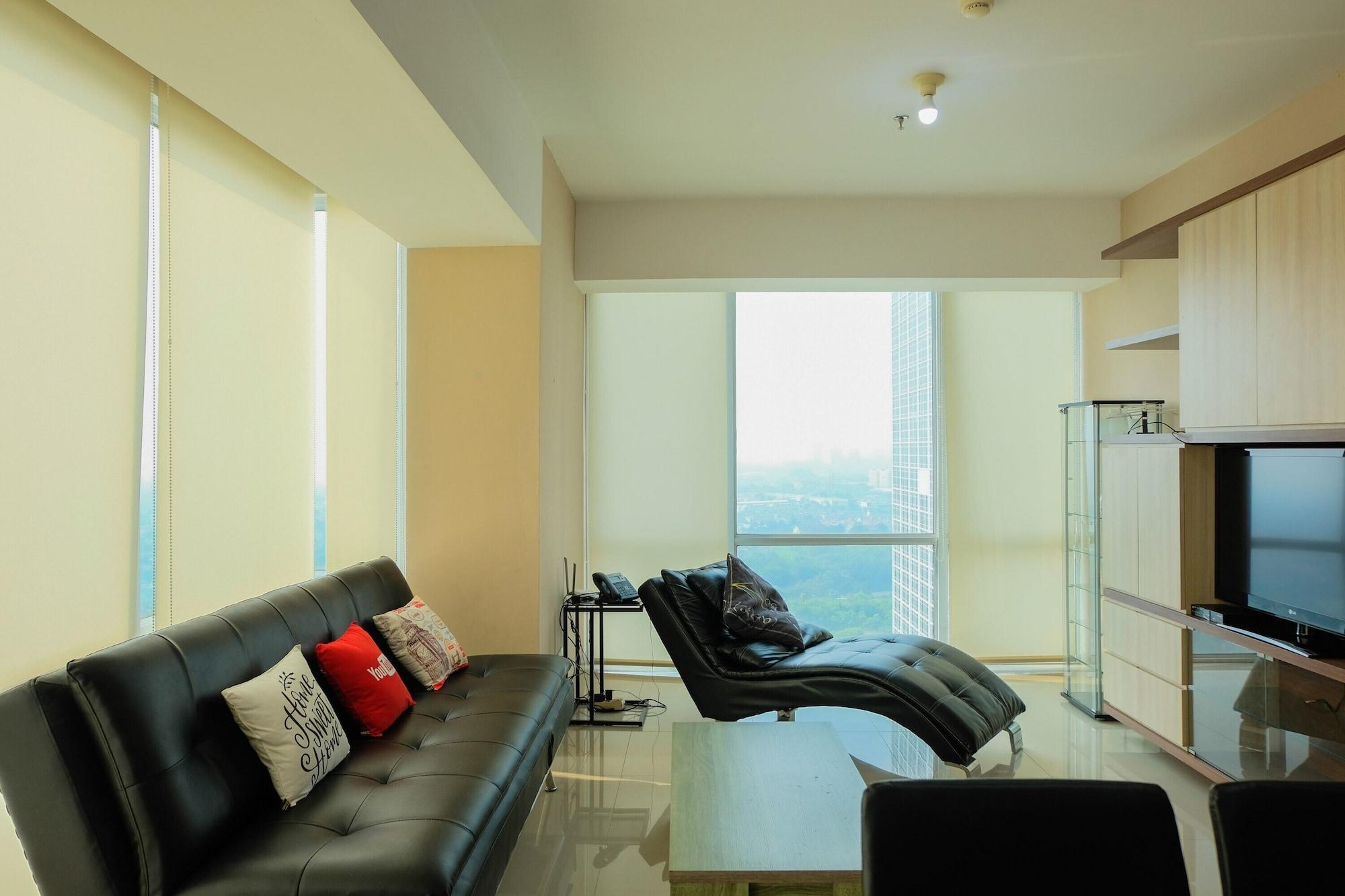 Highest Value 2BR Apartment @ U Residence, Tangerang